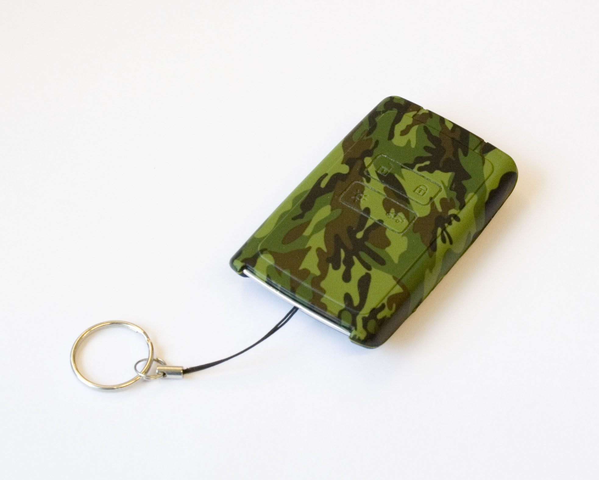renault keycard cover ii typ c camouflage elia tuning 2. Black Bedroom Furniture Sets. Home Design Ideas