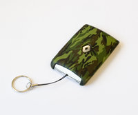 Renault Keycard-Cover II Typ C, camouflage